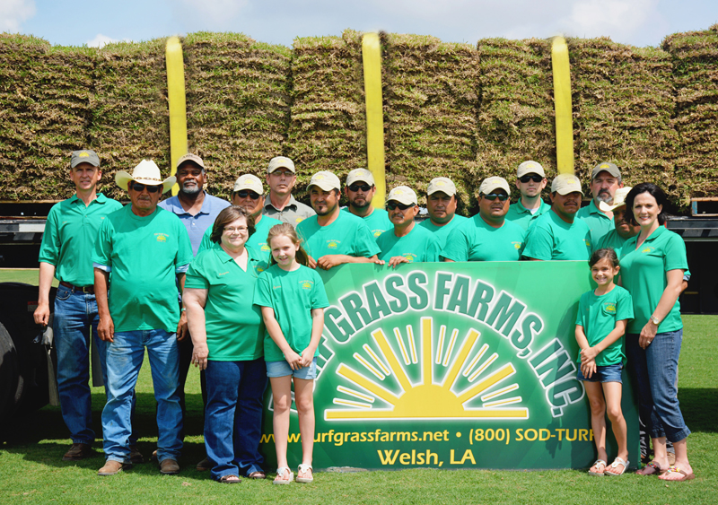 Turf Grass Farms Team